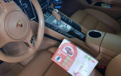 Porsche Panamera — установка автосигнализации Starline S96