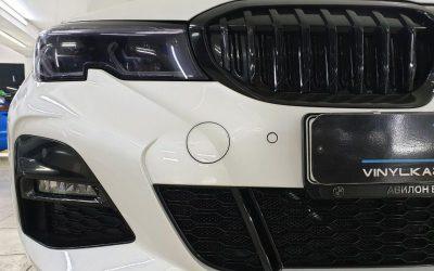 Новая BMW 320 на комплекс работ