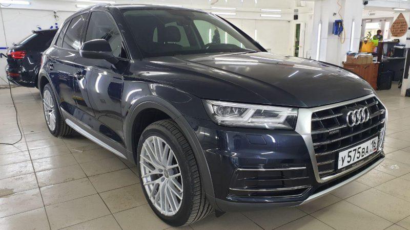 Audi Q5 — комплексные работы
