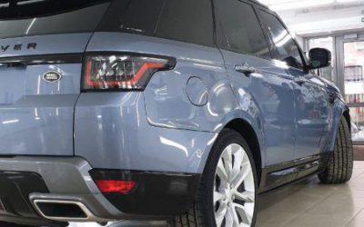 Range Rover Sport — комплексные услуги для автомобиля