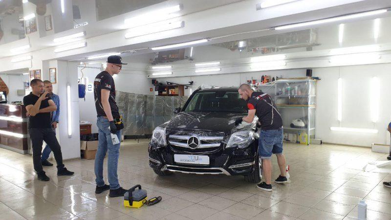 Семинар по полиуретановым плёнкам Premium класса Hogomaku в Казани — 14.08.2019