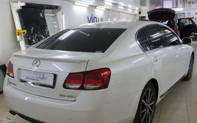 Lexus GS 430 — комплекс работ
