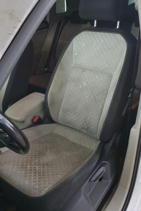 VW Tiguan — комплексная химчистка автомобиля в Казани