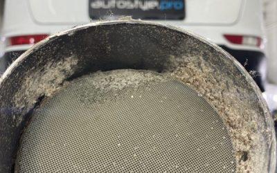 Kia Sportage — удаление катализатора, установка пламегасителя, прошивка под евро-2