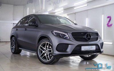 Доведённый до совершенства Mercedes-Benz GLE Coupe