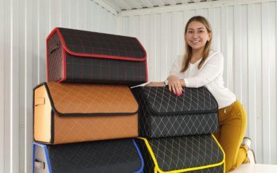 Изготовление автомобильных органайзеров в багажник автомобиля с доставкой по РФ