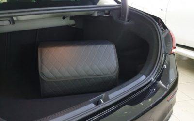 Индивидуальный пошив сумок в багажник автомобиля