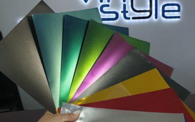 Новые цвета виниловых плёнок от мирового производителя TeckWrap
