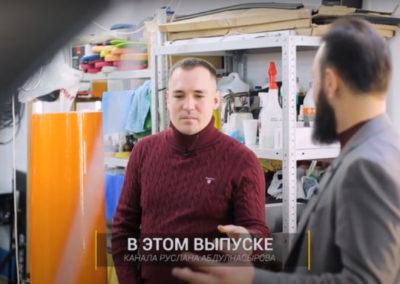 Руслан Абдулнасыров в гостях у Vinyl Style Kazan — интервью с Булатом Зайдуллиным