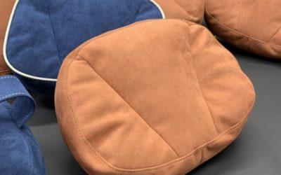 Пошив подушек под голову для автомобиля