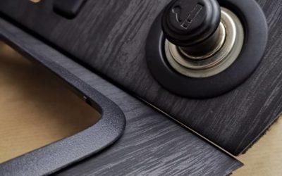 Сделали аквапринт почти всего салона автомобиля Lexus RX , отреставрировали некоторые детали интерьера