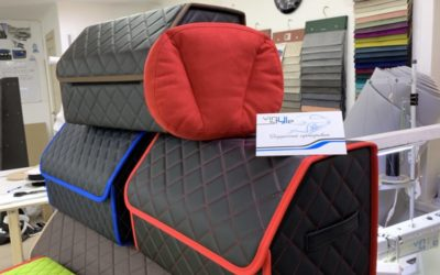 Красивые чемоданчики наведут порядок в багажнике автомобиля и подарочные сертификаты!