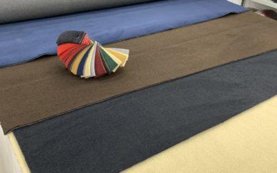 Поступление оригинальных немецких материалов для изготовления летних ковров в салон авто