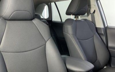 Toyota RAV4 — шумоизоляция автомобиля, перетяжка салона, бронирование