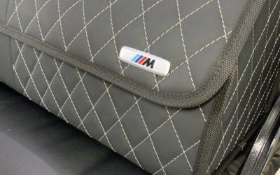 Пошив чемоданчика в багажник автомобиля для владельца BMW