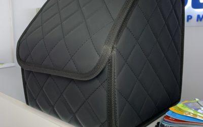Пошив сумки в багажник автомобиля для автоледи