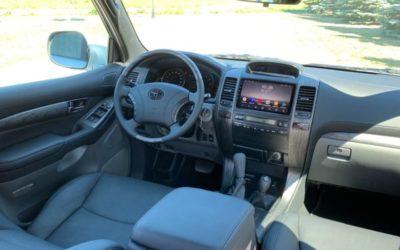 Land Cruiser Prado 120, 2008 года на комплексе услуг от VinylStyle