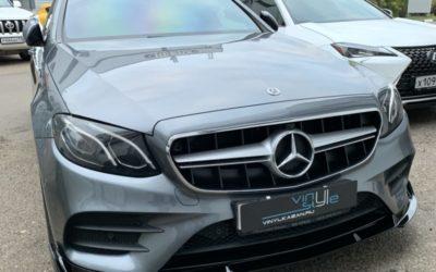 Стайлинг Mercedes Е-класса