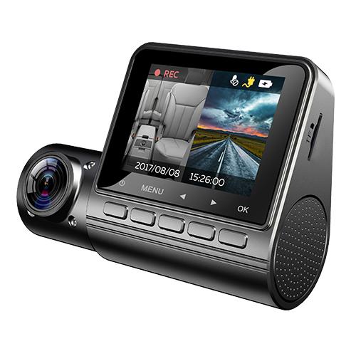 Двухканальный видеорегистратор Playme SPARK — современное высокотехнологичное решение для широкого круга пользователей