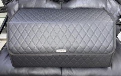 Пошив чемоданчика в багажник автомобиля Mercedes