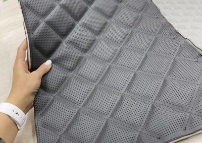 Рада представить Вам новые узоры для пошива ковров и центральных частей сидений